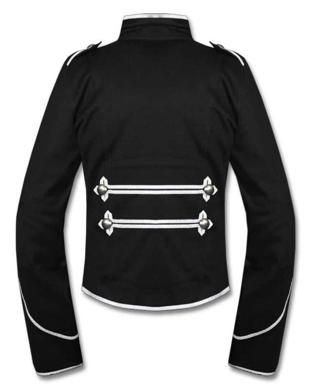 Military Marching Band Drummer Jacket, Traditional Jackets, Jackets for Men, Best Traditional Jackets, Seampunk jacket for sale, buy steampunk jacket, gothic jacket for sale, buy gothic jacket, goth jacket for sale, buy goth jacket, military jackets for men, military jackets for sale, buy military jackets