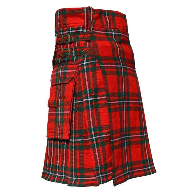 MacGregor tartan, MacGregor tartan utility kilt, MacGregor kilt, kilt for men, Macgregor tartan, Macgregor kilt for men